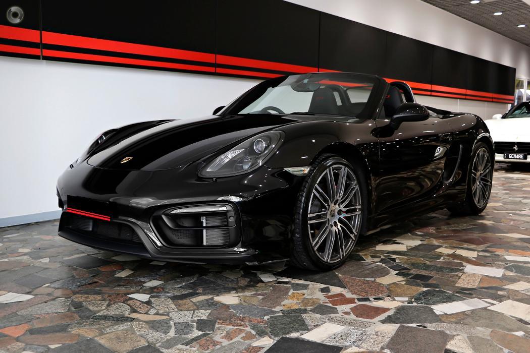 2015 Porsche Boxster Gts 981 Auto My15