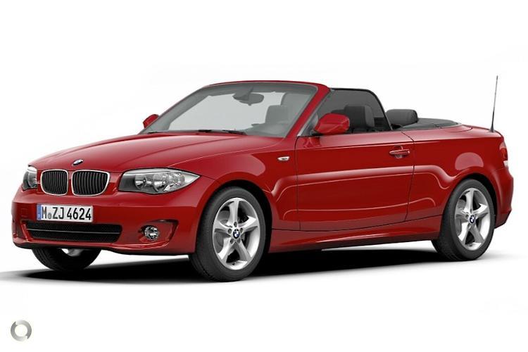 2011 BMW 120i E88 LCI MY11
