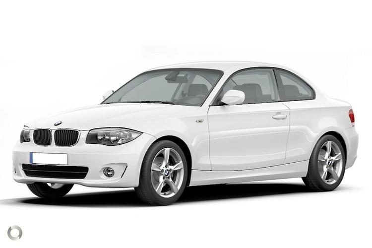 2012 BMW 120i E82 LCI MY12
