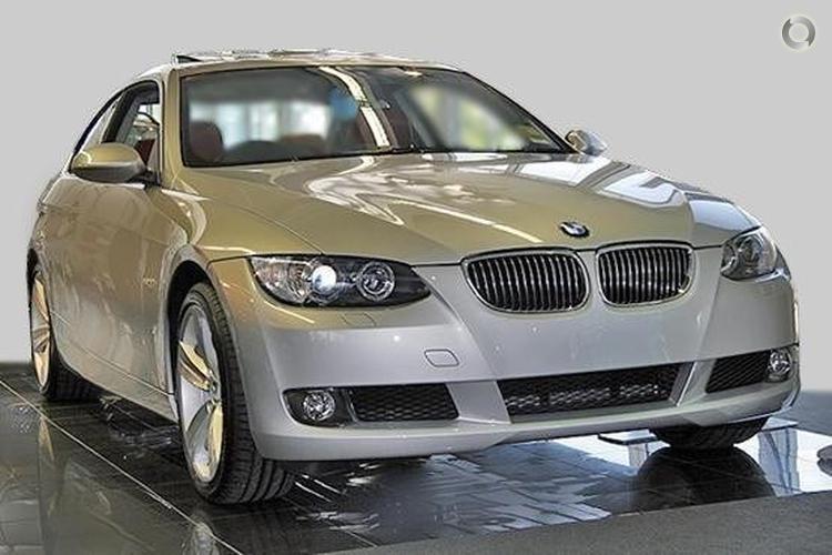2010 BMW 325i E92 MY10