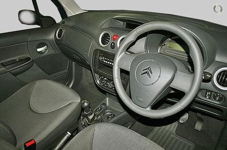 2009 Citroen C3 SX Manual