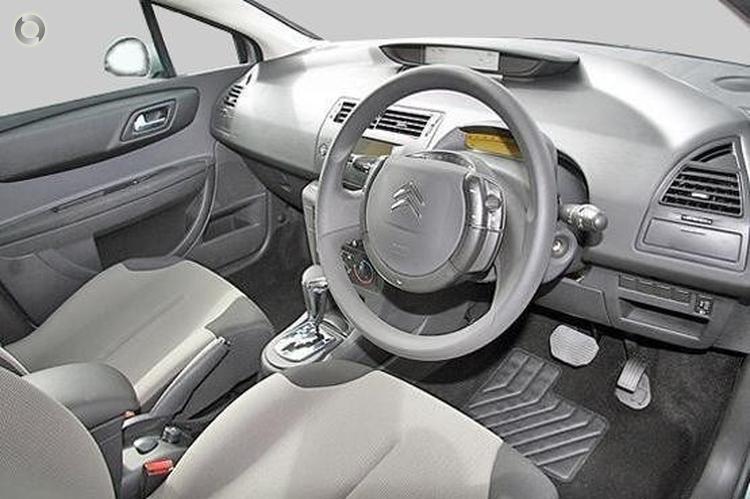 2009 Citroen C4 Manual