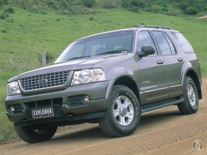 2002 Ford Explorer XLT UT Auto 4x4