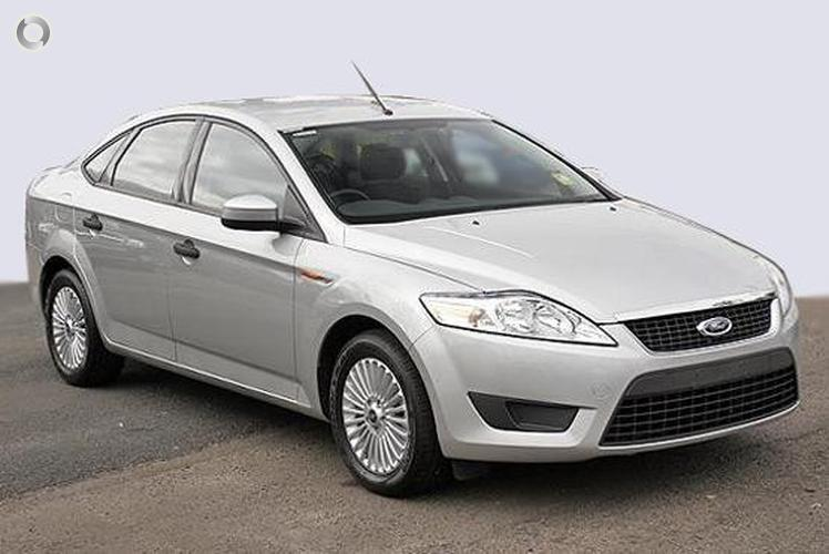 2008 Ford Mondeo MA LX Sports Automatic (Oct. 2007)