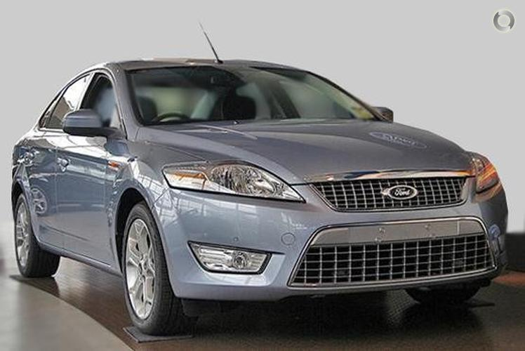 2008 Ford Mondeo MA Zetec Sports Automatic (Oct. 2007)
