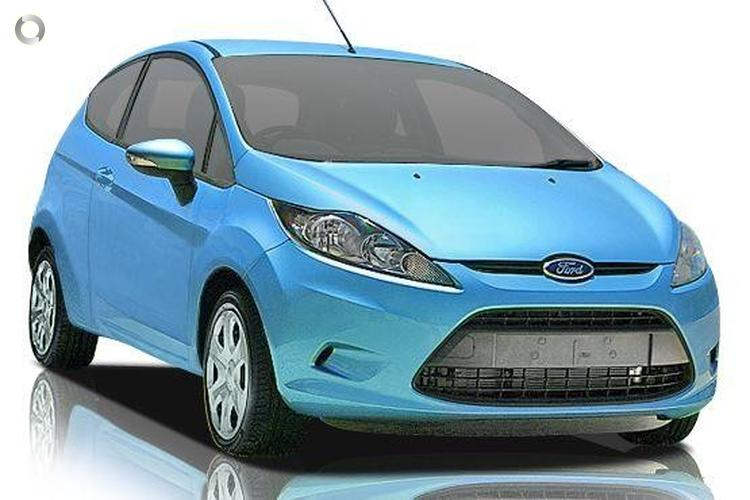 2008 Ford Fiesta WS CL (Aug.)
