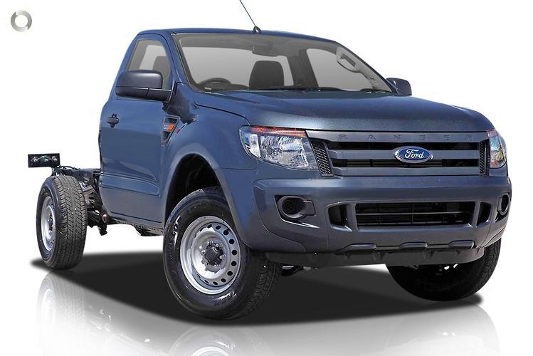 2014 Ford Ranger PX XL Hi-Rider 4x2 (Sep.)