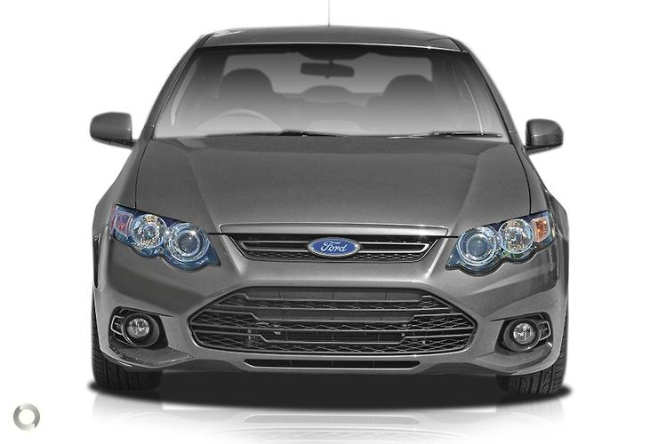 2014 Ford Falcon FG MkII XR6 Sports Automatic (2013)
