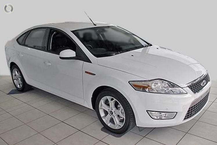 2009 Ford Mondeo MA Zetec Sports Automatic (Oct. 2007)