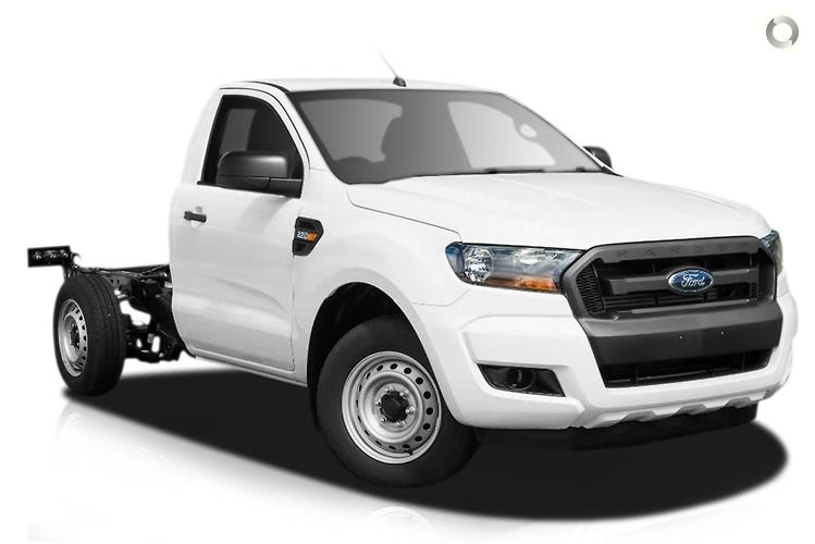 2015 Ford Ranger PX MkII XL 4x2 (Jun.)