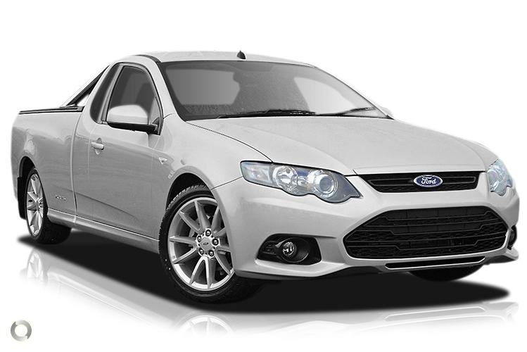 2014 Ford Falcon Ute FG MkII XR6 (Oct. 2012)