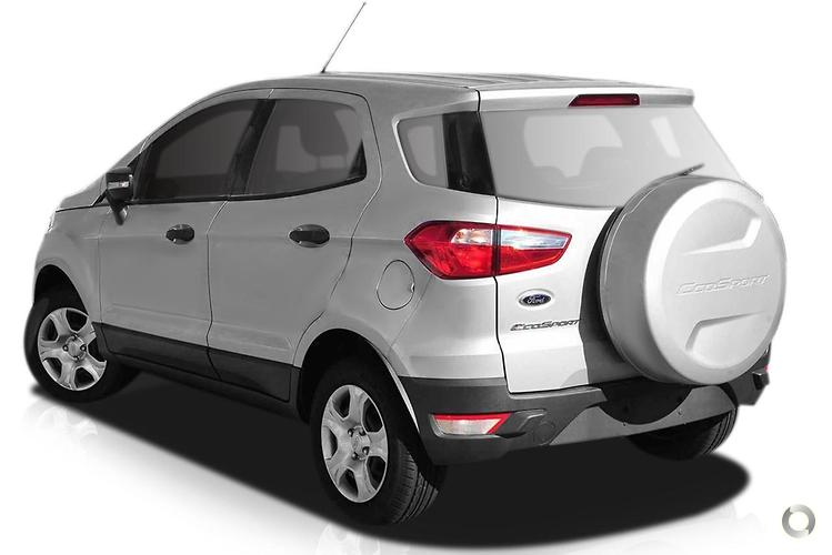 2017 Ford EcoSport Ambiente BK Manual