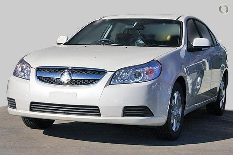 2008 Holden Epica EP CDX MY08