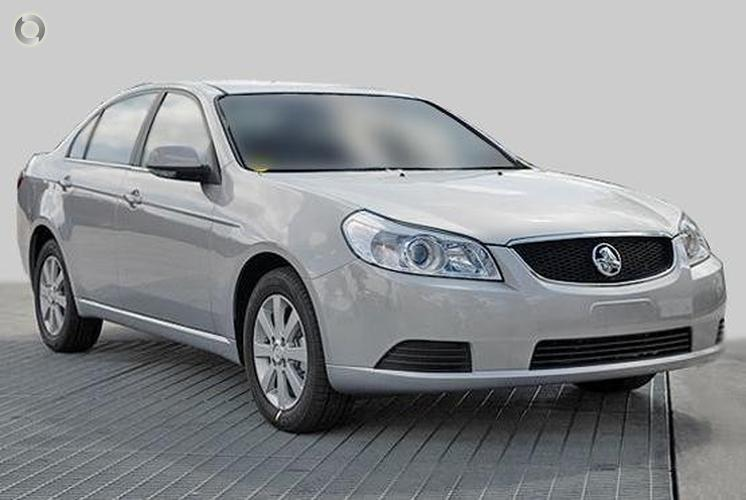 2008 Holden Epica EP CDX MY09 Sports Automatic