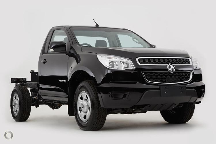 2015 Holden Colorado RG LS MY16 Sports Automatic