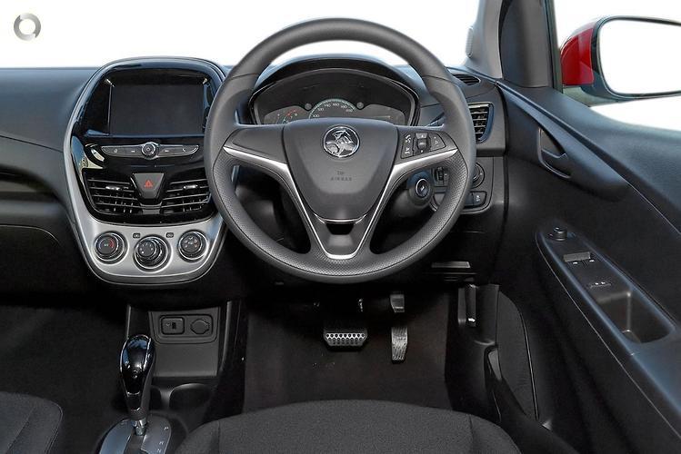 2016 Holden Spark LS MP Auto MY16