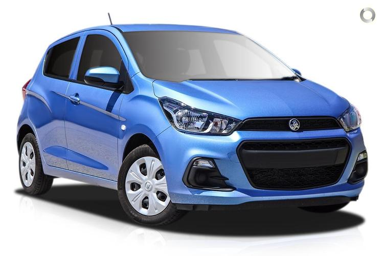 2016 Holden Spark MP LS MY16