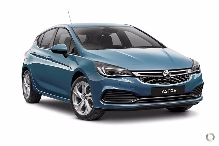 2017 Holden Astra BK RS MY17 Sports Automatic