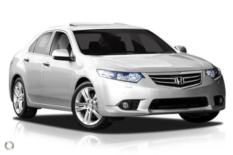 2014 Honda Accord Euro 8th Gen Luxury MY14