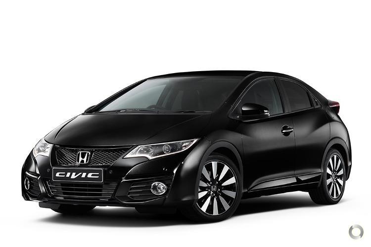 2016 Honda Civic 9th Gen VTi-L MY15 Sports Automatic