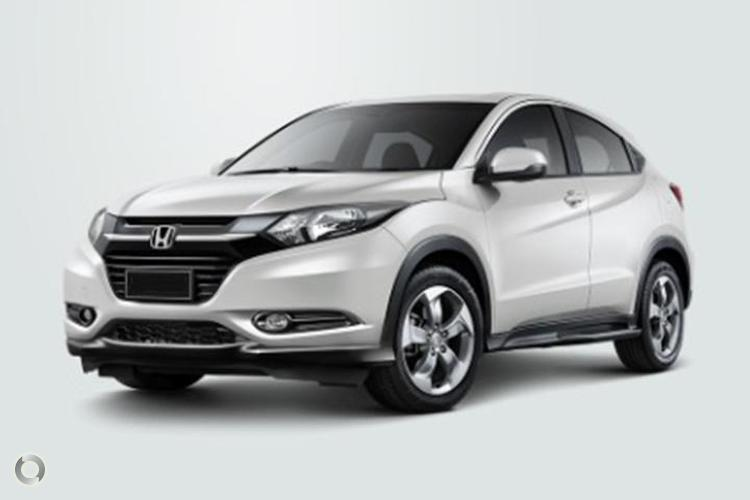 2016 Honda HR-V (No Series) Limited Edition MY16 Constantly Variable Transmission