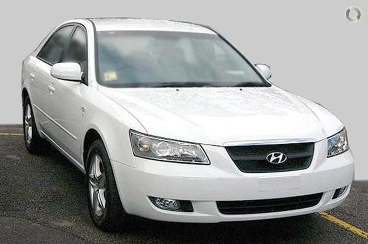 2008 Hyundai Sonata NF SLX MY07