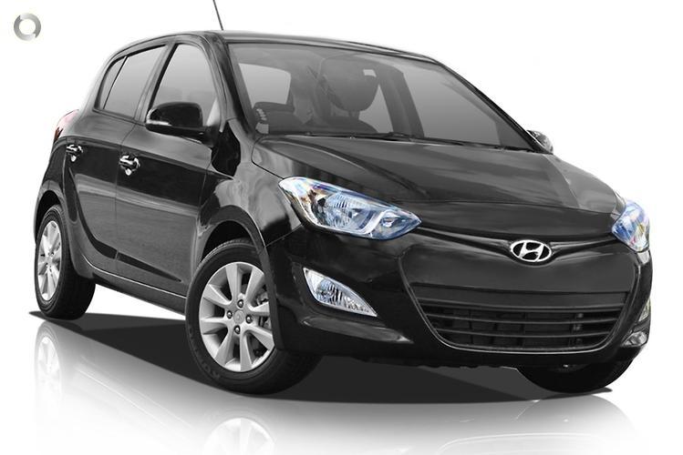 2014 Hyundai i20 PB Elite MY14
