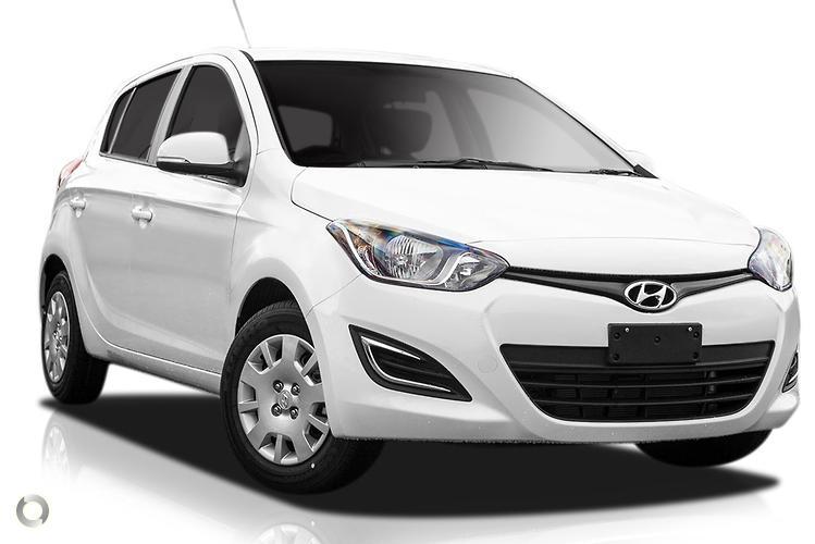 2014 Hyundai i20 PB Active MY14
