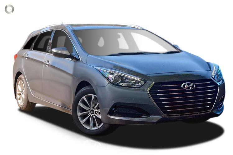 2015 Hyundai i40 VF4 Series II Active Double-Clutch Transmission (Feb.)