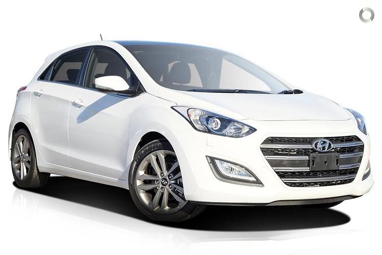 2015 Hyundai i30 GD3 Series II Premium MY16 Sports Automatic