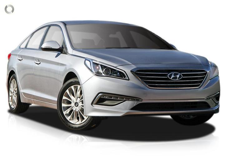 2016 Hyundai Sonata LF3 Active MY17 Sports Automatic