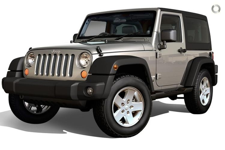2011 Jeep Wrangler JK Sport 70th Anniversary MY11