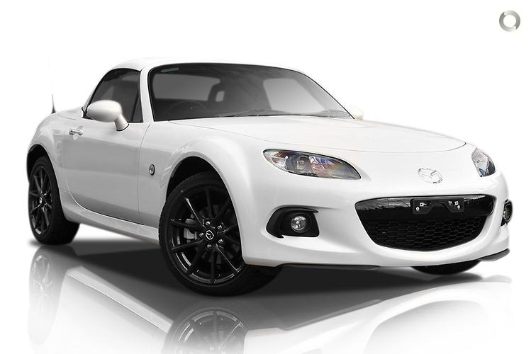 2013 Mazda MX-5 NC Series 2 MY13 Sports Automatic