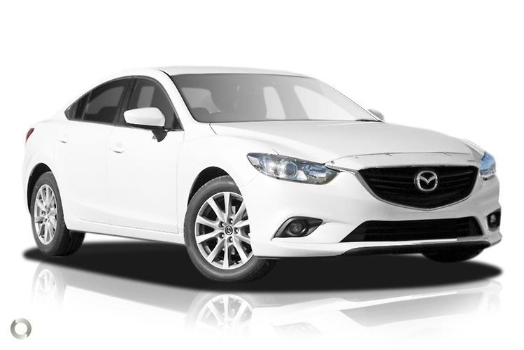 2014 Mazda 6 GJ Sport SKYACTIV-Drive (Dec. 2012)