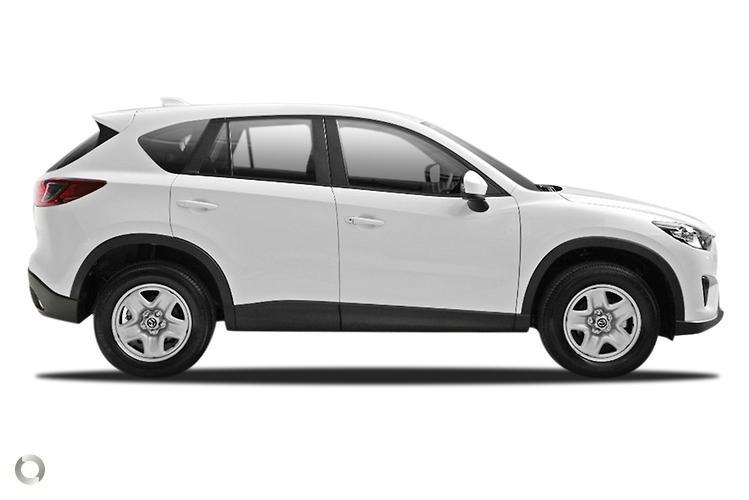 2014 Mazda CX-5 KE Series Maxx MY14 SKYACTIV-Drive