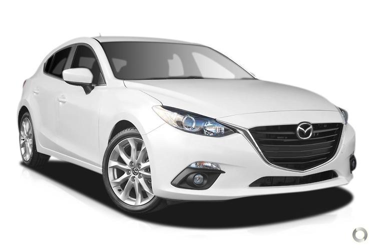 2015 Mazda 3 BM Series SP25 SKYACTIV-Drive (Jan.)