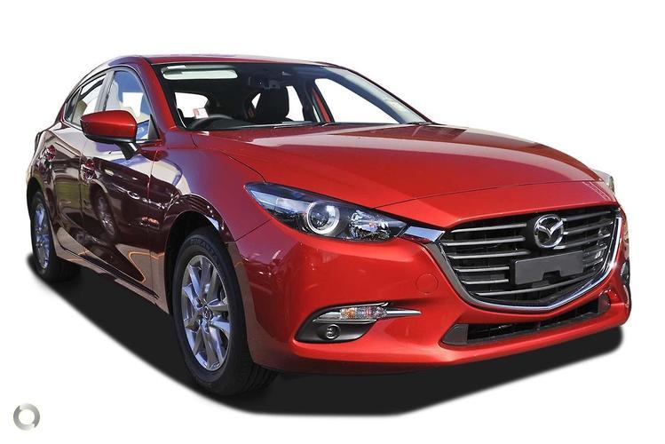 2016 Mazda 3 BN Series Touring SKYACTIV-MT (May.)