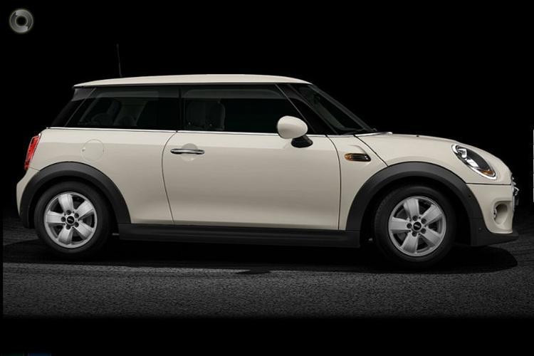2016 MINI Hatch Cooper Auto