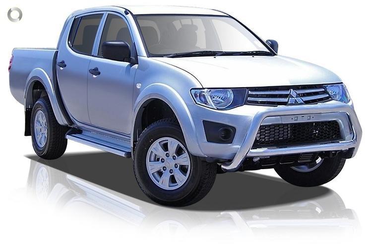 2010 Mitsubishi Triton MN GL-R MY10