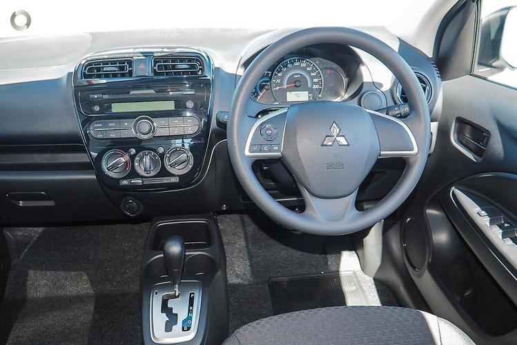 2016 Mitsubishi Mirage ES LA Auto MY16