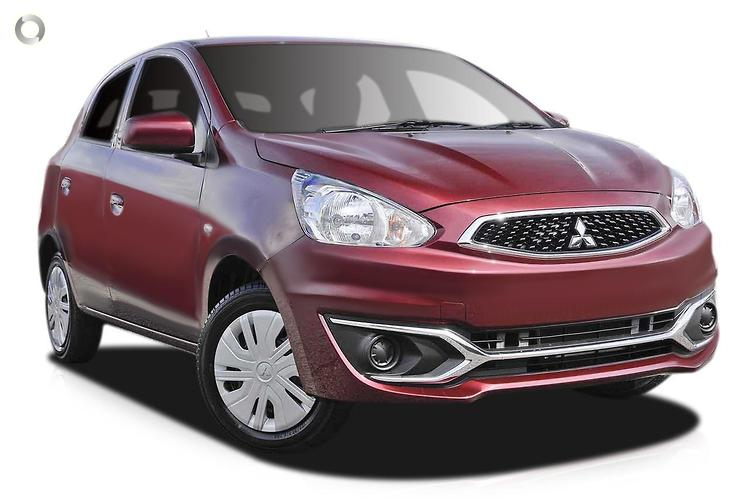 2016 Mitsubishi Mirage ES LA Manual MY16