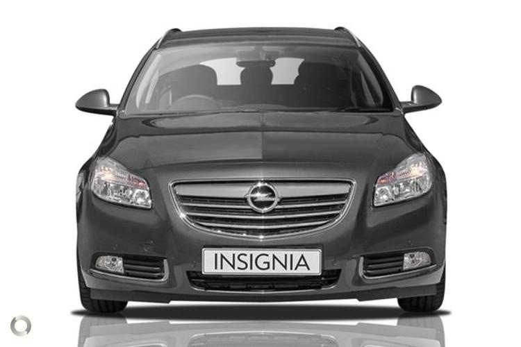 2013 Opel Insignia IN Sports Automatic (Sep. 2012)