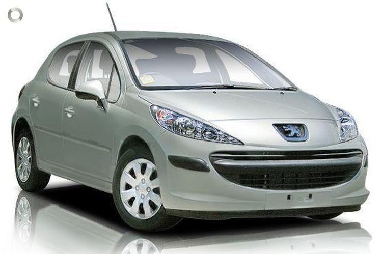 2008 Peugeot 207 A7 XR (Mar. 2007)