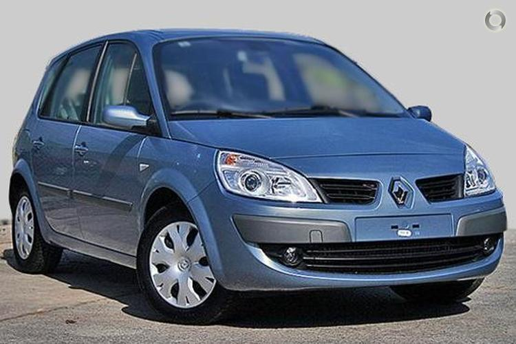 2008 Renault Scenic Phase II J84 Expression (Jan. 2007)