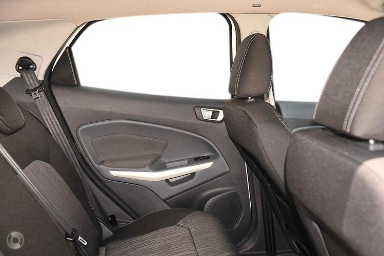 2017 Ford EcoSport Trend BK Manual