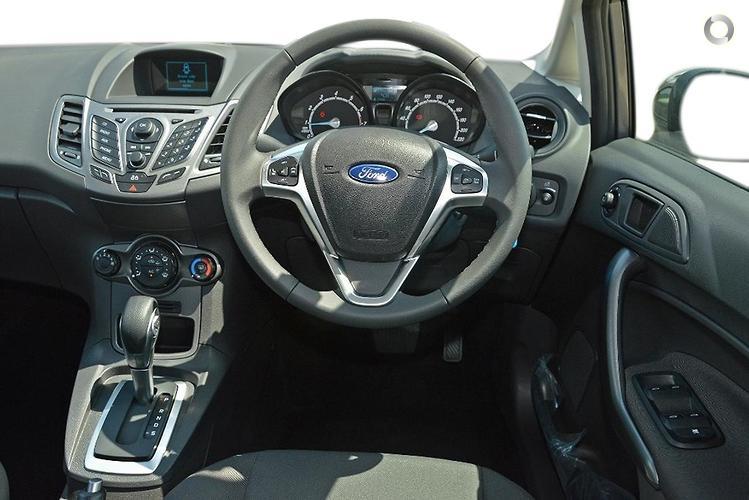 2017 Ford Fiesta Ambiente WZ Auto