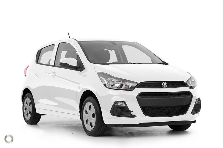 2017 Holden Spark LS MP Manual MY17