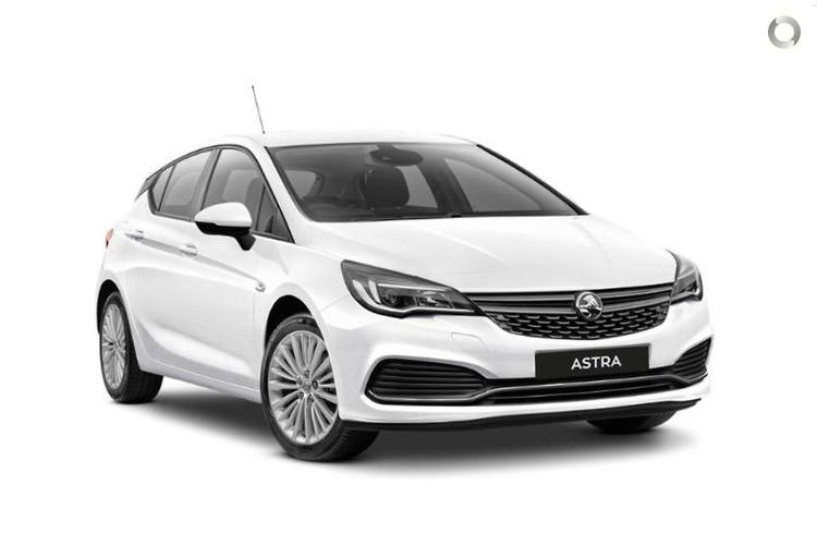 2017 Holden Astra BK R+ MY17 Sports Automatic