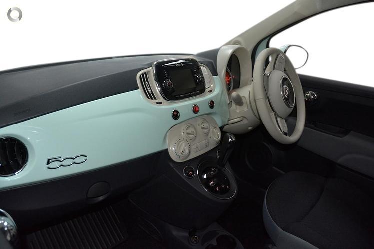 2017 Fiat 500 Pop Manual