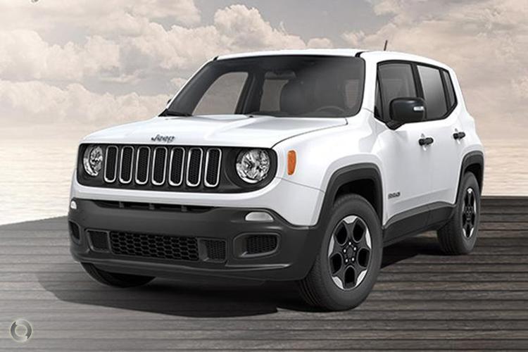 2016 Jeep Renegade BU Sport MY16